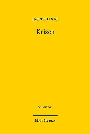 Krisen von Finke,  Jasper
