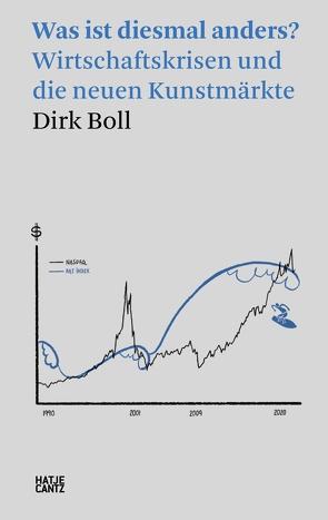 Krisen-Kunst-Markt = Kunst-Markt-Krise von Boll,  Dirk, Jacobsen,  Kathrin