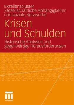 Krisen und Schulden von Hergenröder,  Curt Wolfgang