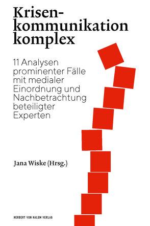Krisenkommunikation komplex von Wiske,  Jana