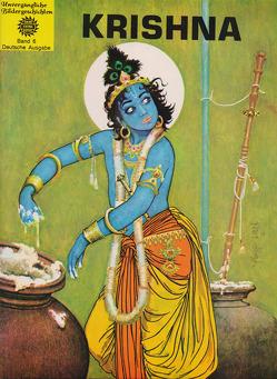 Krishna von Pai,  Anant, Ram,  Waeerker, Widmer,  Ruth und Ronald