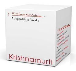 Krishnamurti Ausgewählte Werke von Krishnamurti,  Jiddu
