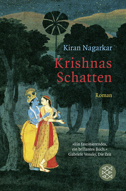 Krishnas Schatten von Bandini,  Ditte, Bandini,  Giovanni, Nagarkar,  Kiran