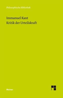 Kritik der Urteilskraft von Kant,  Immanuel, Klemme,  Heiner F