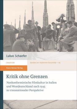 Kritik ohne Grenzen von Schaefer,  Lukas