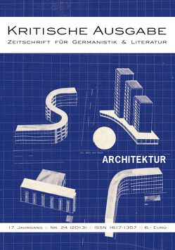 Kritische Ausgabe von Viertelhaus,  Benedikt