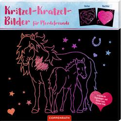 Kritzel-Kratzel-Bilder für Pferdefreunde von Roß,  Philipp