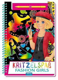 """Kritzelspaß """"Fashion Girls"""""""
