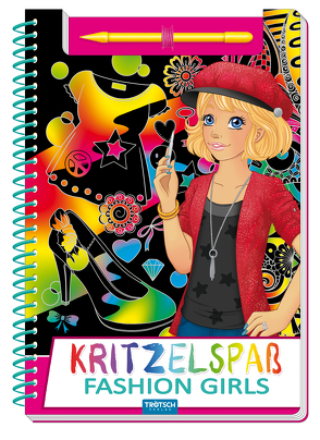 "Kritzelspaß ""Fashion Girls"""