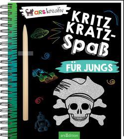 Kritzkratz-Spaß für Jungs