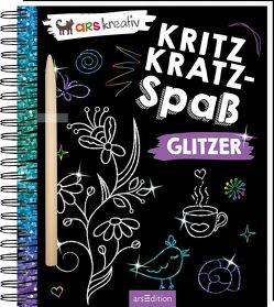 Kritzkratz-Spaß Glitzer