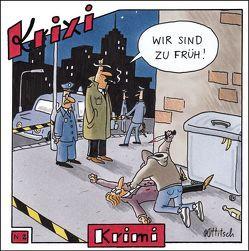 """Krixi """"Krimi"""" von Ottitsch,  Oliver"""