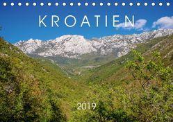 Kroatien 2019 (Tischkalender 2019 DIN A5 quer) von Seefried,  Sarah