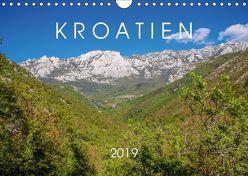 Kroatien 2019 (Wandkalender 2019 DIN A4 quer) von Seefried,  Sarah