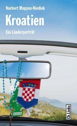 Kroatien von Mappes-Niediek,  Norbert