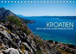 Kroatien – Split und die dalmatinische Küste (Tischkalender 2019 DIN A5 quer) von Thoermer,  Val