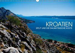Kroatien – Split und die dalmatinische Küste (Wandkalender 2019 DIN A3 quer) von Thoermer,  Val