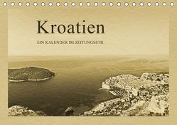Kroatien (Tischkalender 2020 DIN A5 quer) von Kirsch,  Gunter