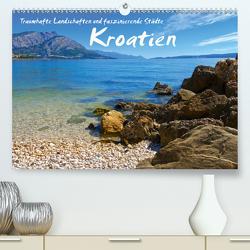 Kroatien – Traumhafte Landschaften und faszinierende Städte (Premium, hochwertiger DIN A2 Wandkalender 2021, Kunstdruck in Hochglanz) von LianeM