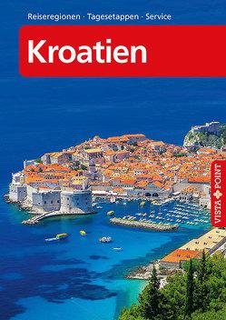 Kroatien – VISTA POINT Reiseführer A bis Z von Steinburger,  Eva-Maria