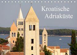 Kroatische Adriaküste (Tischkalender 2019 DIN A5 quer) von Kuttig,  Siegfried