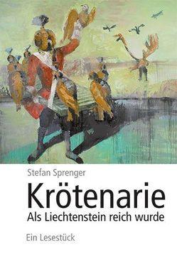 Krötenarie von Sprenger,  Stefan