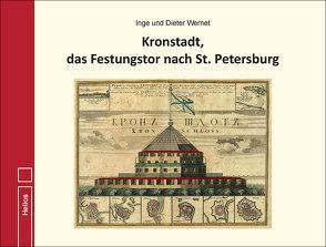Kronstadt, das Festungstor nach St. Petersburg von Wernet,  Inge und Dieter