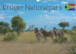 Krüger Nationalpark – Kalender 2019 (Wandkalender 2019 DIN A3 quer) von Blastyak,  Matthias