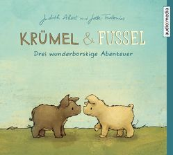 Krümel und Fussel – Drei wunderborstige Abenteuer von Allert,  Judith, Bittner,  Dagmar, Tourlonias,  Joelle