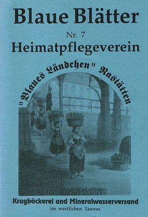 Krugbäckerei und Mineralwasserversand im westlichen Taunus von Ott,  Winfried