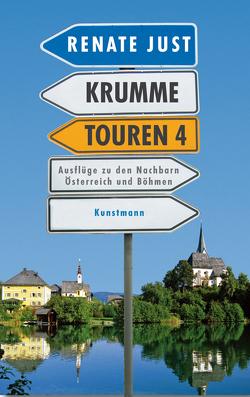 Krumme Touren 4 von Just,  Renate
