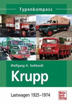 Krupp von Gebhardt,  Wolfgang H.
