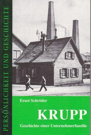 Krupp von Junker,  Detlef, Schröder,  Ernst