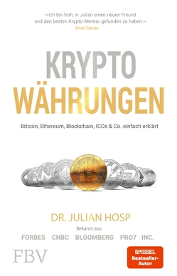 Kryptowährungen von Hosp,  Julian