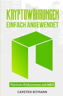 Kryptowährungen einfach angewendet von Bitmann,  Carsten