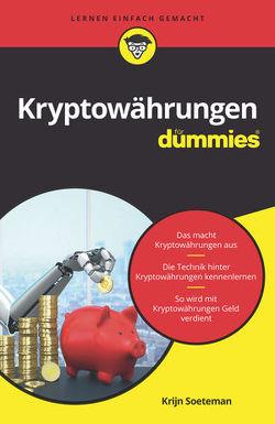 Kryptowährungen für Dummies von Haselier,  Rainer G.