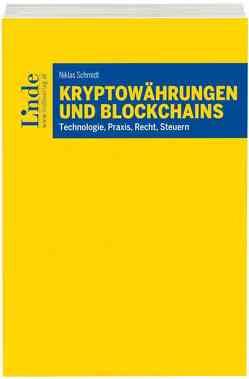 Kryptowährungen und Blockchains von Schmidt,  Niklas
