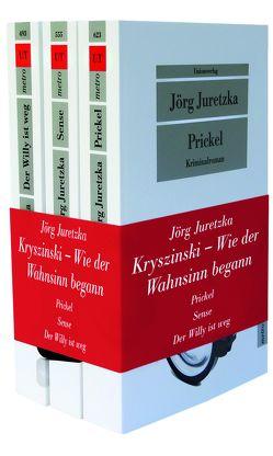Kryszinski — Wie der Wahnsinn begann von Juretzka,  Jörg