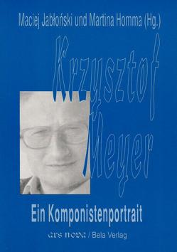 Krzysztof Meyer von Homma,  Martina, Jablonski,  Maciej