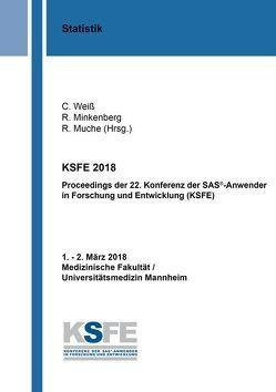 KSFE 2018 von Minkenberg,  Ralf, Muche,  Rainer, Weiß,  Christel