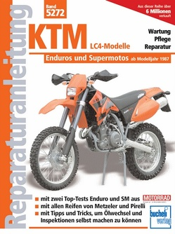 KTM LC4-Modelle