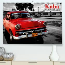 Kuba • Impressionen (Premium, hochwertiger DIN A2 Wandkalender 2020, Kunstdruck in Hochglanz) von Stanzer,  Elisabeth