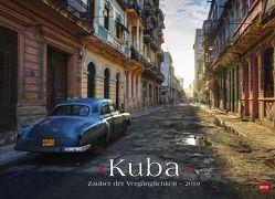 Kuba Edition – Kalender 2019 von Heye