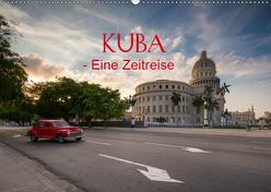 KUBA – Eine Zeitreise (Wandkalender 2019 DIN A2 quer) von Sußbauer,  Franz