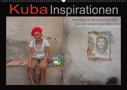 Kuba Inspirationen (Wandkalender 2018 DIN A2 quer) von Zimmermann,  H.T.Manfred