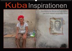 Kuba Inspirationen (Wandkalender 2021 DIN A2 quer) von Zimmermann,  H.T.Manfred