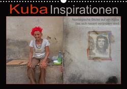 Kuba Inspirationen (Wandkalender 2021 DIN A3 quer) von Zimmermann,  H.T.Manfred