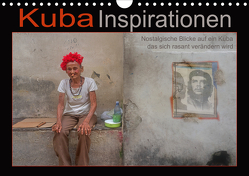Kuba Inspirationen (Wandkalender 2021 DIN A4 quer) von Zimmermann,  H.T.Manfred