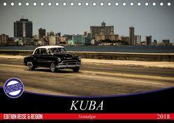 Kuba Nostalgie 2018 (Tischkalender 2018 DIN A5 quer) von & Stefanie Krüger,  Carsten