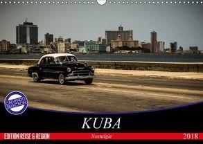 Kuba Nostalgie 2018 (Wandkalender 2018 DIN A3 quer) von & Stefanie Krüger,  Carsten